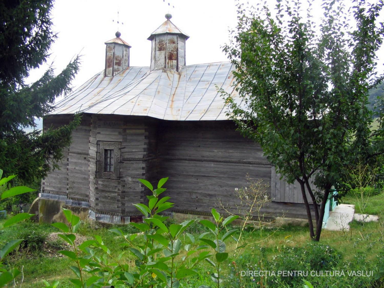 Dragumiresti, Judetul Vaslui, Wooden Church
